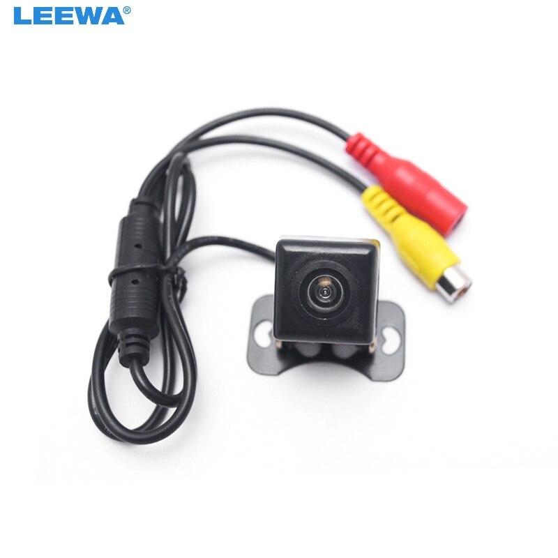 LEEWA Universal Car Original Image Parking Camera for All Cars Autos Reverse Rea