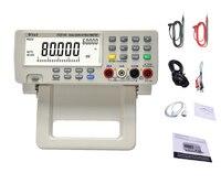 VC8145 4 7/8 Bench top Multimeter 1000V 20A 80000 Counts Digital Multimeter tester Auto Range Multimetro Digital Voltmeter Ohm