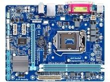 Original placa base para Gigabyte GA-H61M-DS2 DDR3 LGA 1155 H61M-DS2 placa base de escritorio envío gratis