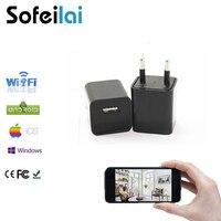 720P HD Mini WIFI Wireless IP Camera Smart Pinhole Audio Home Security Video CCTV P2P Camera