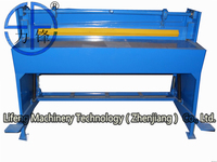Lifeng Q11 Sheet Metal Manual Cutting Machine Manual Shearing Machine Foot Metal Cutting Machine