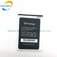 QiAN SiMAi 1PCS New 100% High Quality   PSP5502 DUO Battery for Prestigio PSP5502  5502 DUO mobile phone freeshipping - in stock