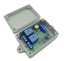 2-канальный релейный модуль Bluetooth 4.0 BLE переключатель для Apple телефона Android IOT с коробкой