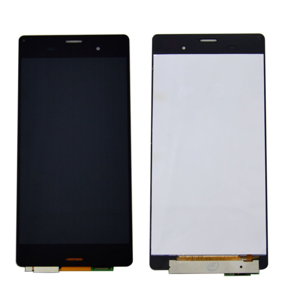 For <font><b>Sony</b></font> Xperia <font><b>Z3</b></font> <font><b>D6603</b></font> D6653 L55t LCD Screen Display With Touch Screen Digitizer Assembly + Adhesive + Tools Free shipping image