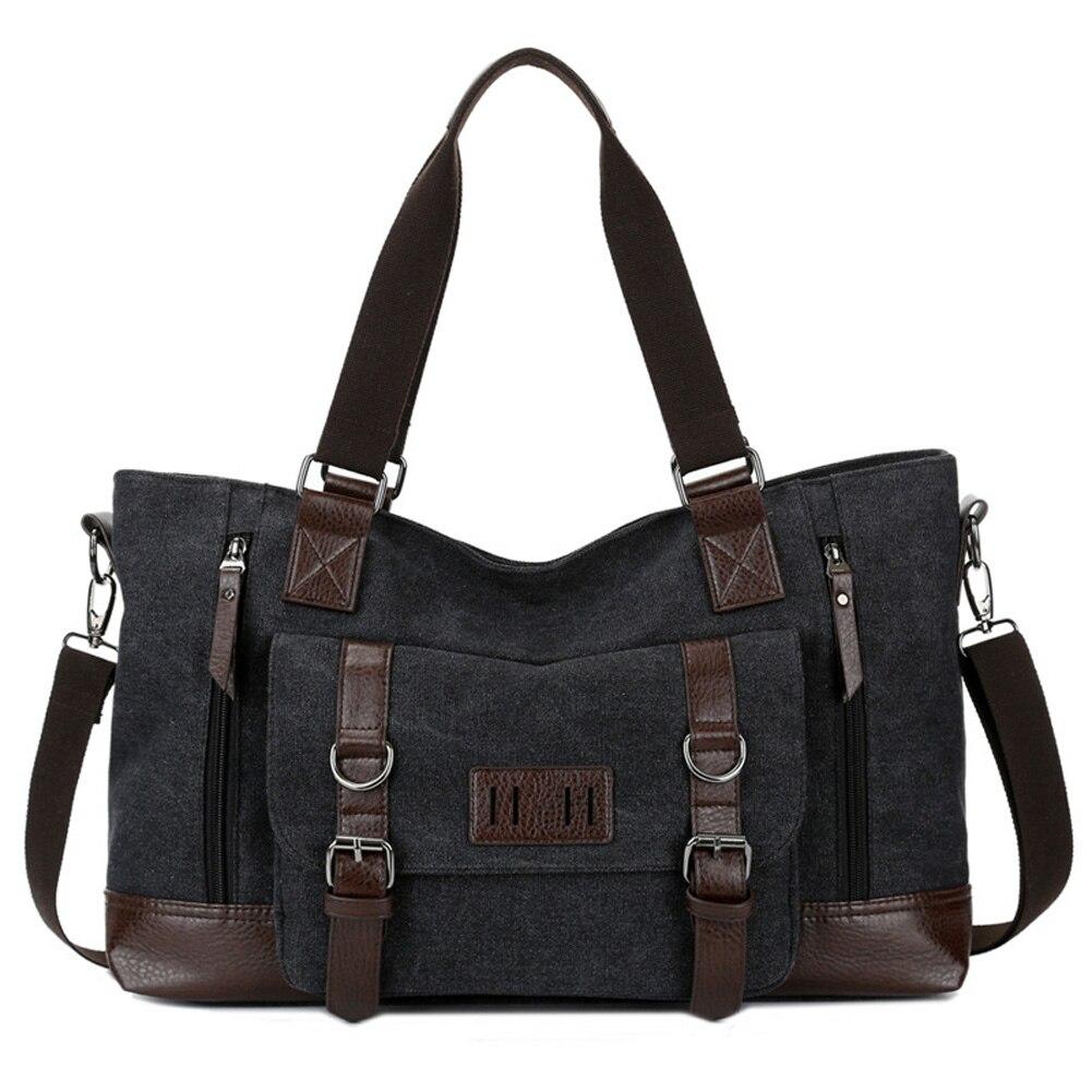 Sac à bandoulière décontracté pour homme sac à bandoulière Messenger à usage quotidien sac fourre-tout pour homme sac de voyage livraison gratuite