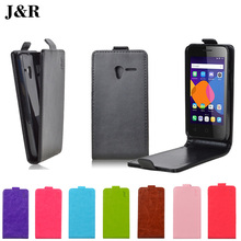 For Alcatel One Touch POP 3 5.0 Case Flip Leather Cover Case For Alcatel Pop 3 5015D 5.0 5065A 5015X 5015A 5016A Phone Bags J&R