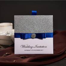 Vintage Lavender Purple Damask Pocket Wedding Invitation Kit Ewpi066 2
