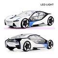 I8 VED 1:14 4CH Rc Eléctrico Alimentado Por Batería de Coche de Control Remoto juguetes de radio control racing cars modelo sport cars para niños de regalo