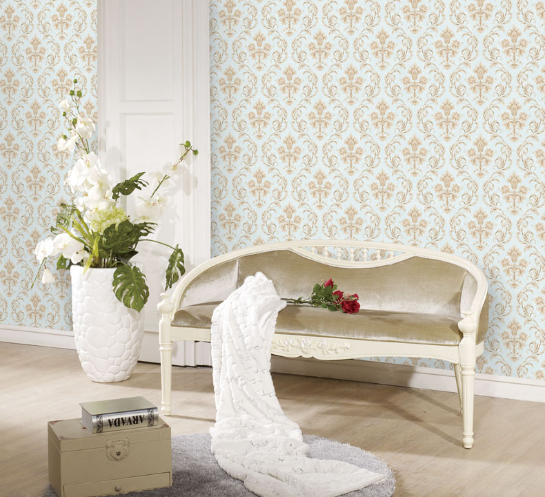 ФОТО European Style Living Room Background Wallpaper Italian Style 3d Embossed Wallpaper High Quality Cheap Wallpaper Wholesale