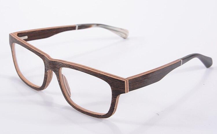 cool eyewear 01kv  2015Top Selling Fashion wooden eyewear optical frame High -end cool glasses  anti -fatigue eyeglasses
