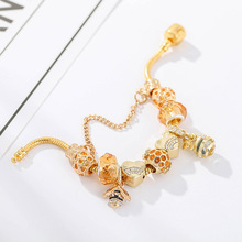 New cartoon bracelet fashion industrious bee ladies