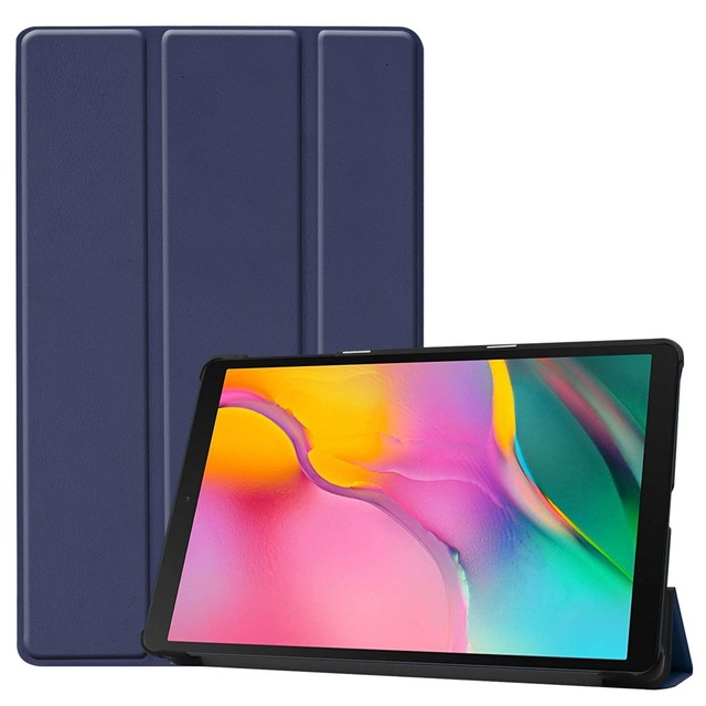 Тонкий магнитный складной чехол для Samsung Galaxy Tab A 10,1 T510 T515 SM-T510 SM-T515 чехол для Samsung Galaxy Tab A 10,1 2019