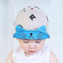 Cat Design Baby's Baseball Cap