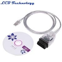 איכות גבוהה 2 יח'\חבילה MINI VCI ממשק עבור טויוטה TIS Techstream J2534 OBD2 OBD II OBDII ODB 2 כלי אבחון סורק כלים
