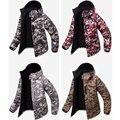 SouthPlay мужская Зимний Сезон Водонепроницаемый 10,000 мм Военный Камо Потепления Куртка