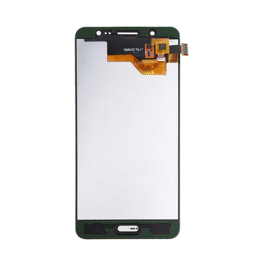 لسامسونج J5 2016 شاشة إل سي دي باللمس شاشة J510 J510F J510M J510FN LCD محول الأرقام الاستبدال عرض لسامسونج J510F LCD
