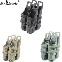 "Bargain Fast Mag Pistol 2+1 MAG Pouch Tactical Magazine Bags Fast Mag "" two small pouch and one 5.56 Mag pouch"" save"