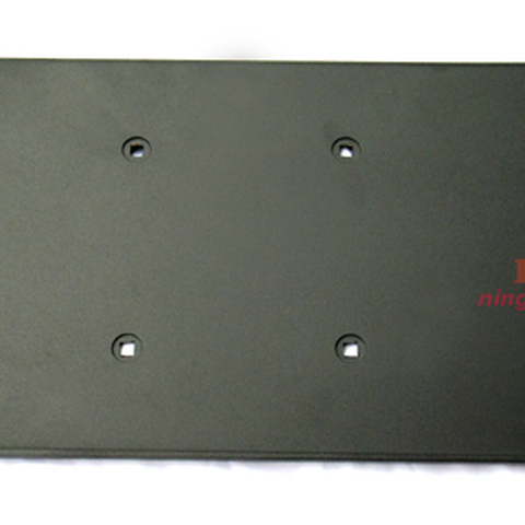 normal keyboard plate tray with 100x100mm hole computer parts Karachi