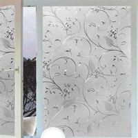 Beibehang kính Điện sticker ánh sáng cửa sổ trong suốt opaque phòng tắm màu kem chống nắng glass Giấy Bóng Kính tường giấy
