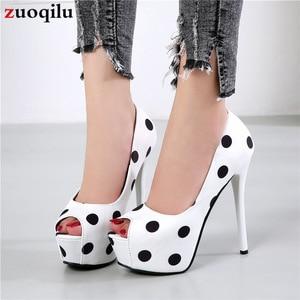 Pumps women shoes platform hee