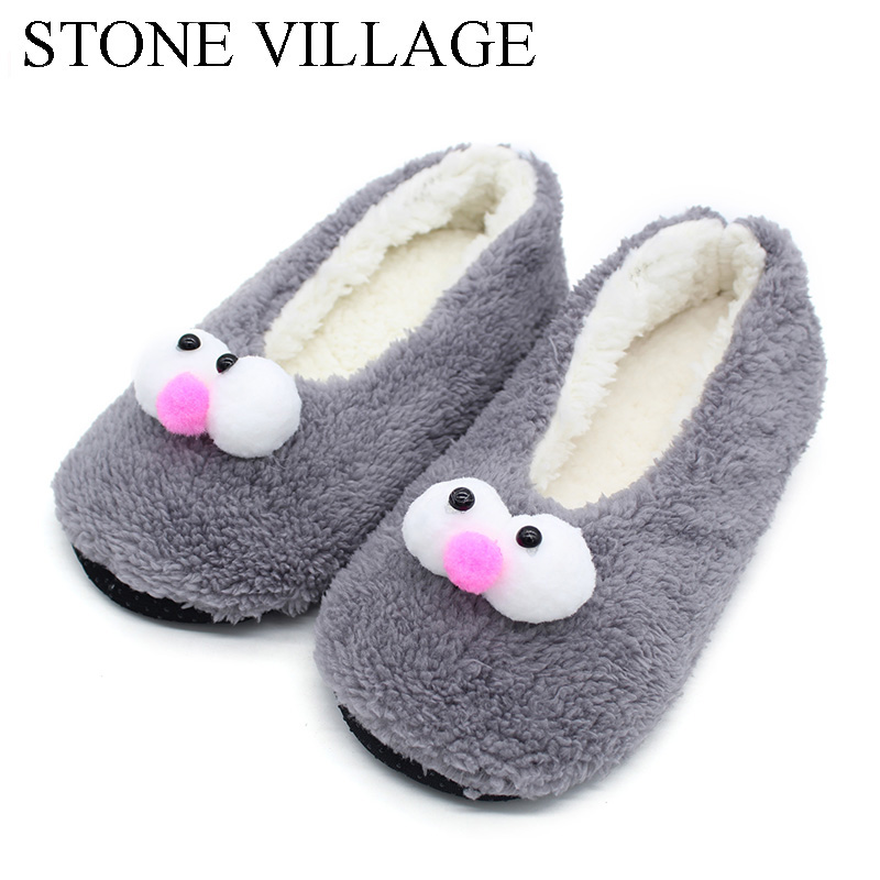 Butterfly-Knot Cotton Knit Woolen Women Slippers Shoes Flats Indoor Shoes Woman Warm Plush Home Slippers Size 36-41 Black WhiteButterfly-Knot Cotton Knit Woolen Women Slippers Shoes Flats Indoor Shoes Woman Warm Plush Home Slippers Size 36-41 Black White