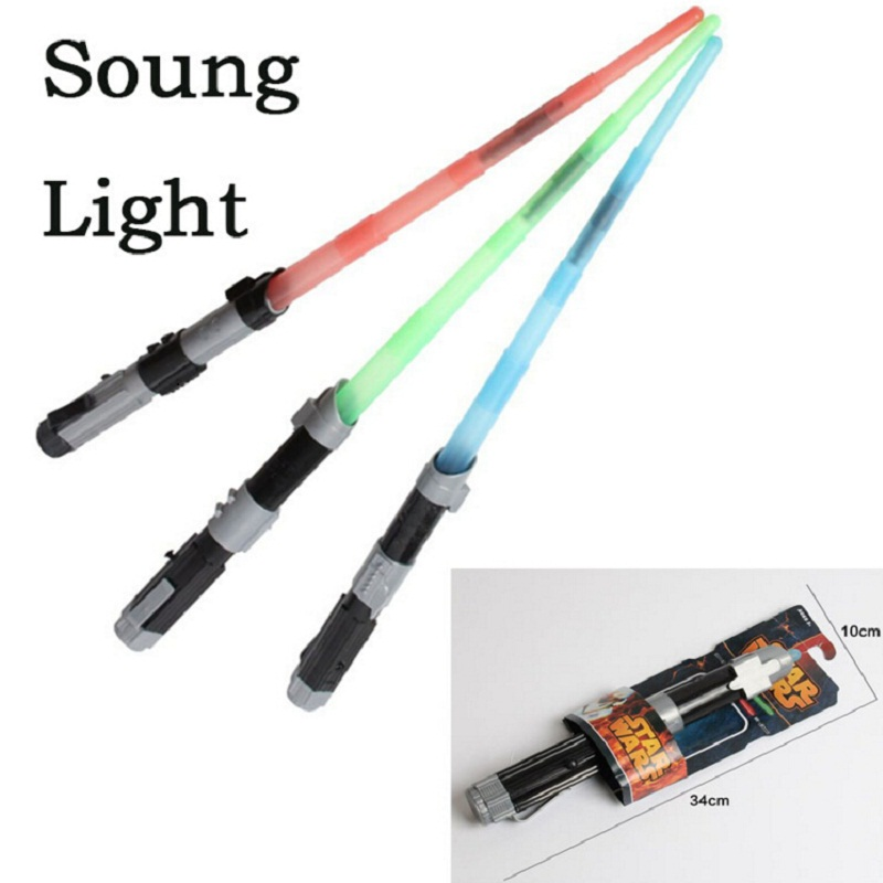 Star Wars Lightsabers Toys : Aliexpress buy cosplay toy lightsaber star wars