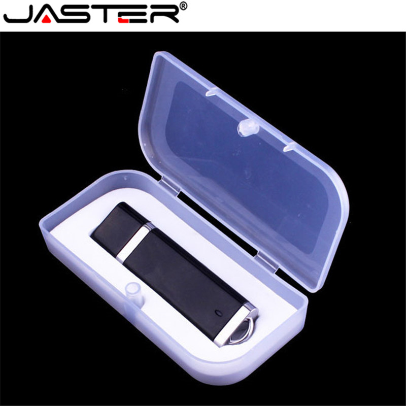 JASTER Fashion Lighter Shape Usb + Gift Box Pen Drive 8GB USB Flash Drive Pendrive 4gb 16gb 32gb Memory Stick Free Shipping