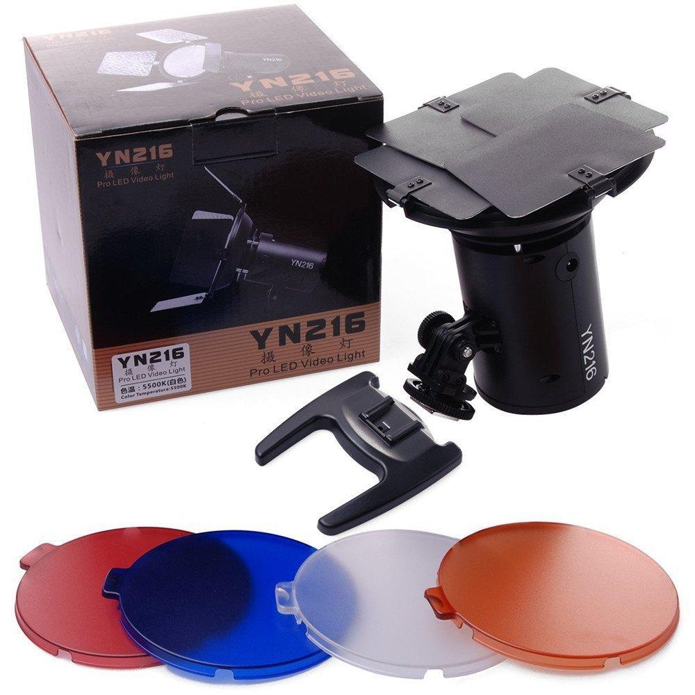 YONGNUO YN-216 YN216 Luz LED para cámara de video w Temperatura de - Cámara y foto - foto 6