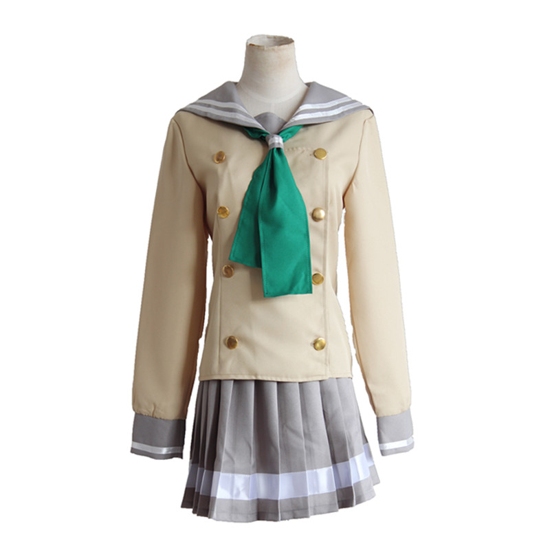 Aqours Cosplay School LoveLive! Sunshine Uniform Sailor Suits Janpanese Anime Comic Halloween Costume