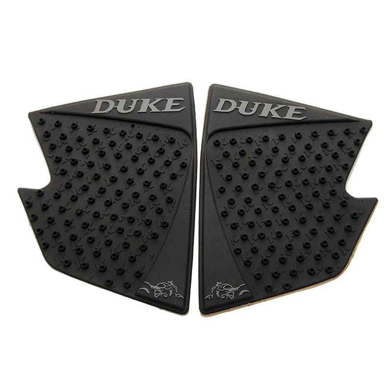 For KTM <font><b>DUKE</b></font> 200 390 <font><b>duke</b></font> 2012 2013 2014 2015 2016 Motorcycle <font><b>Sticker</b></font> Anti slip Fuel Tank Pad 3M Side Gas Knee Grip duke200 image