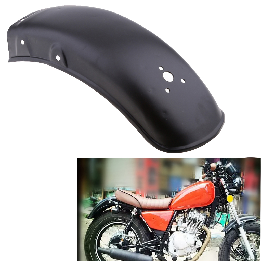 Durable Rear Fender Mudguard Fairing Protective Cover For Suzuki GN125/GN250 Motorcycle Motorbike Mudguards