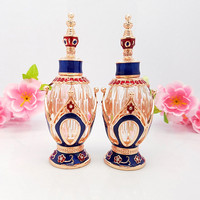 10ML essential oil bottle perfume bottle crystal glass bottles small pefume sample containers refillable makeup containers