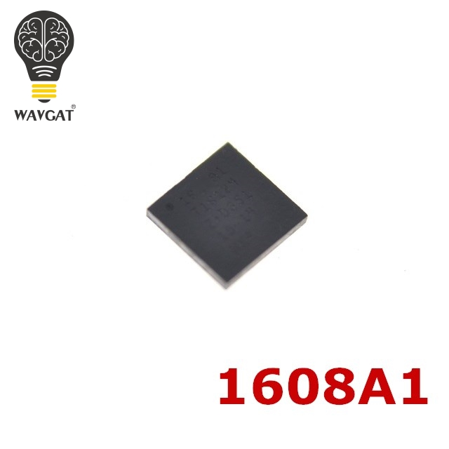 3PCS <font><b>1608A1</b></font> 1608 1608A 36pins U2 USB charger ic for iphone 5 5G Charging ic Original New image