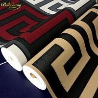 Beibehang Trung Quốc PVC sâu nổi papel de parede 3D Tường Giấy cuốn living room tranh tường hình nền cho các bức tường 3 d Nhà Trang Trí