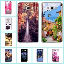 Silicone Case For Samsung Galaxy J7 J700H J700F J700 Phone Case Back Cover For Samsung Galaxy J7 Phone Bag Capa Funda Soft Tpu