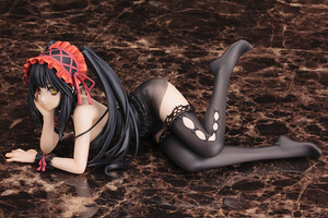 Image 2 - Kurumi Tokisaki sexy girl Anime giapponese Date A Live 1/8 PVC Figure sleeping beauty model new (scatola dei colori non inclusa)