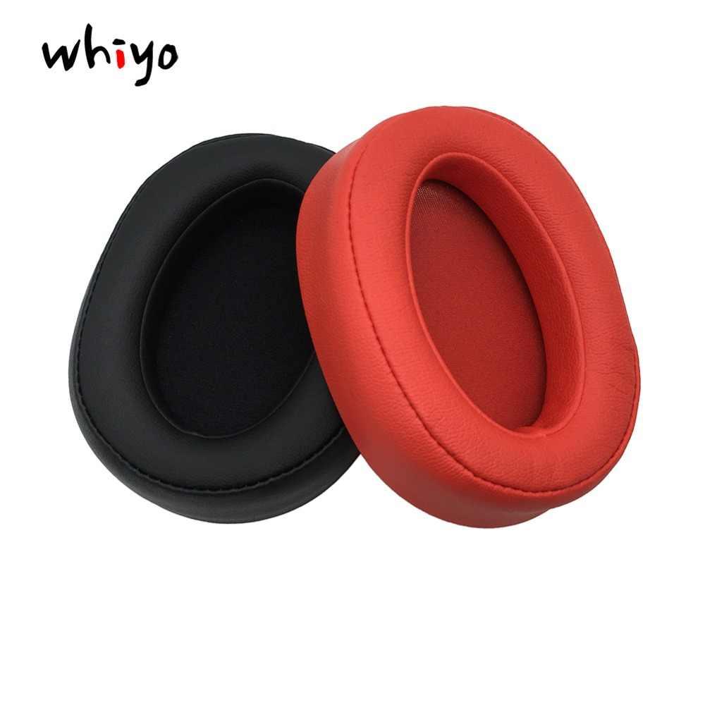 1 пара Амбушюры Чехлы для подушек Замена чашки sony WH-H900N MDR-100ABN рукавом гарнитура наушники