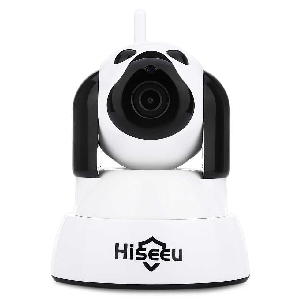 Hiseeu ip-камера 720 P HD Скрытая мини камера Wifi IR Cut Крытая Беспроводная ip-камера тип собаки умная собака Wifi камера монитор для младенца PK Xiaomi Mi Xiaofang