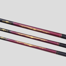 3.6-7.2M Carbon Stream Hand Fishing Rod Telescopic Carp Fly Fishing Rods Ultra Light pole Tenkara canne a peche olta fg06