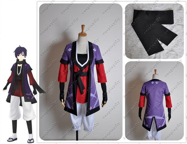 Vocaloid Kaito Custom Made Cosplay Costume Hqyrj0ZeY