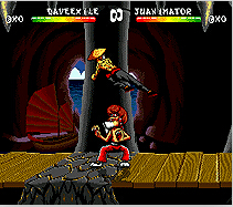 Brutal Paws Of Fury 16 bit MD Game Card For 16 bit Sega MegaDrive Genesis game console