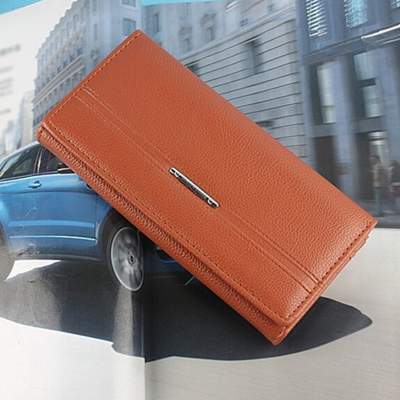 SAF Wallet Women s Wallet Clutch Long Design Clip Wallet Long Wallets Coin  Purse Bag light coffee-in Wallets from Luggage   Bags on Aliexpress.com  f6984fa993ff9