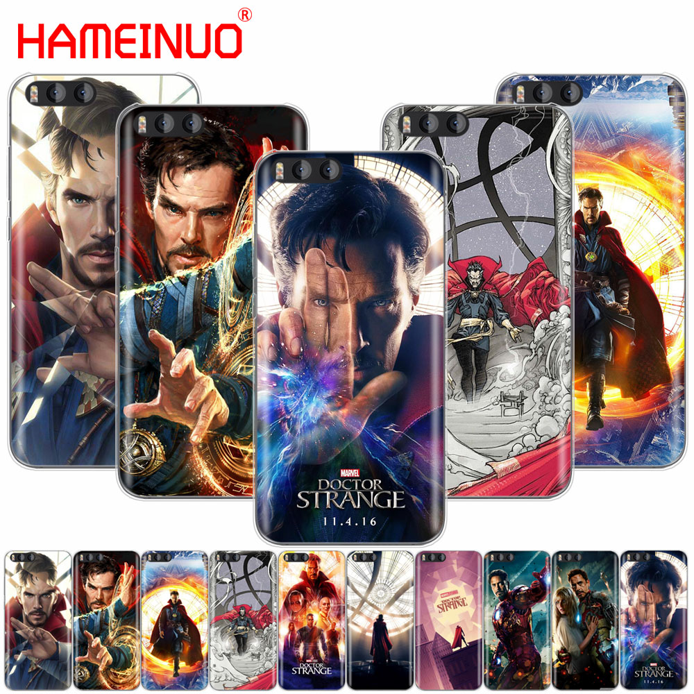 Half-wrapped Case Phone Bags & Cases Hameinuo Marvel Doctor Strange Cover Case For Xiaomi Mi A1 A2 3 4 5 5s 5c 5x 6 6x 4s 4i 4c Note Max 2 Mix Plus Driving A Roaring Trade