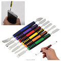 6 in 1 Double Heads Iron Scraper Disassembling Tools Kit  for phones or tablets repair