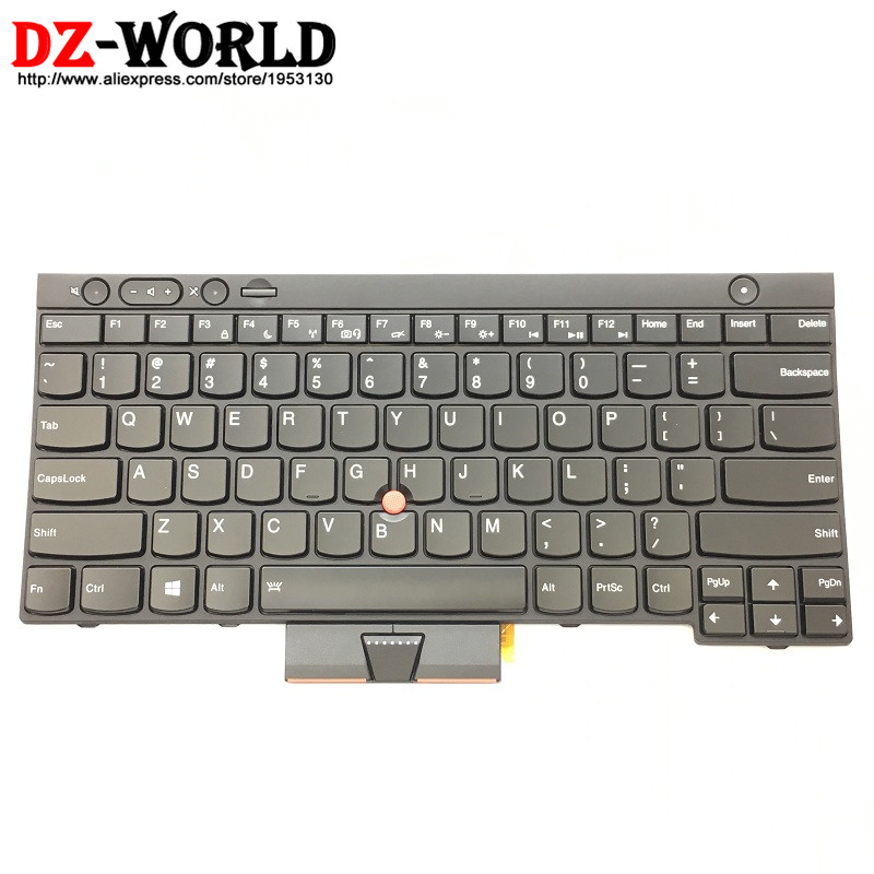 New Orig US English Backlit Backlight Keyboard for Thinkpad X230 X230i X230T X230 Tablet 04X1353 04X1240