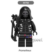 1 PCS model bouwstenen actiefiguren starwars superhelden Prometheus classic Collection Serie diy speelgoed voor kinderen geschenken(China)