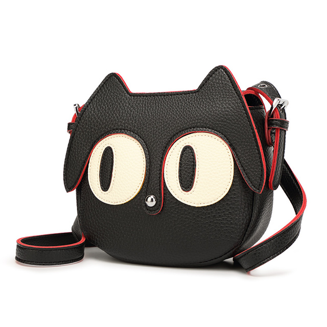 Shoulder Crossbody cartoon cat small bag