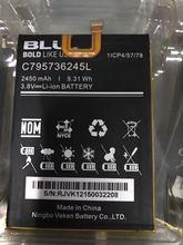 BLU C795736245L original mobile phone built-in battery line battery battery electric plate 2450 mAh hcigar akso plus pod kit 850 mah built in battery