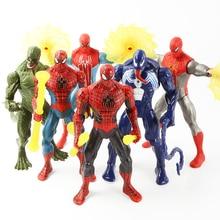 Marvel Spiderman Homecoming Venom Back Spider Man Lizard Fig