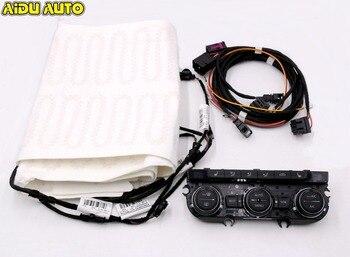 Front heating seat Update KIT For MQB Tiguan Golf MK7 Passat B8 T-roc